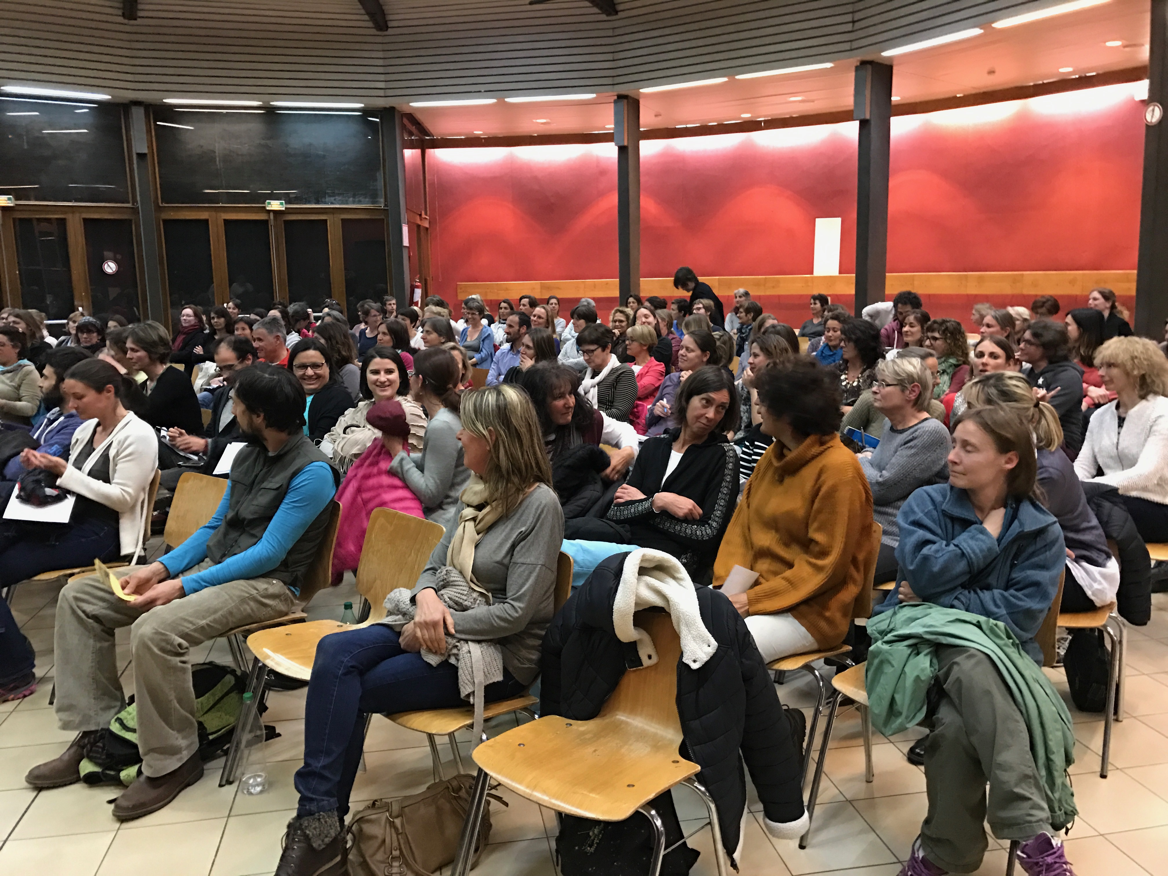 Conférences interactives sur la communication et la parentalité