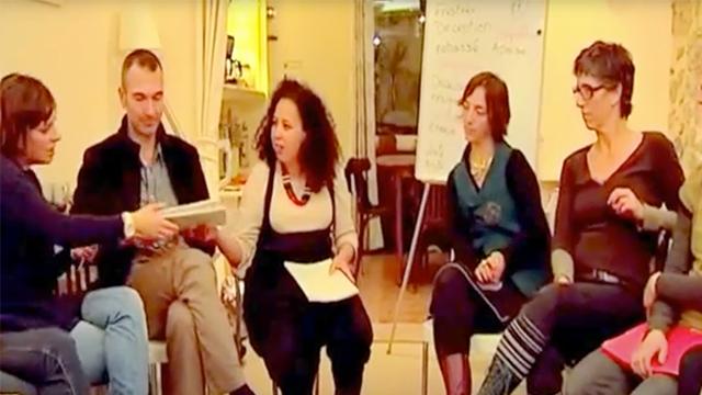 Vidéo ateliers Faber & Mazlish